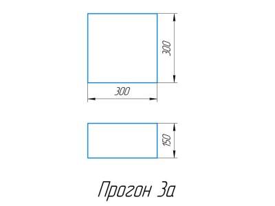 Изделия фасонные кислотоупорные (тип 3а)